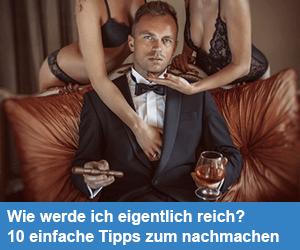 reich werden tipps