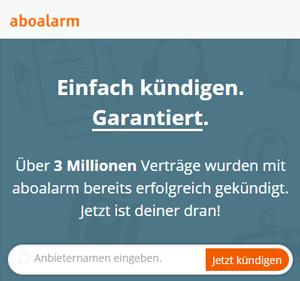 Aboalarm - Das beste Portal zum kündigen